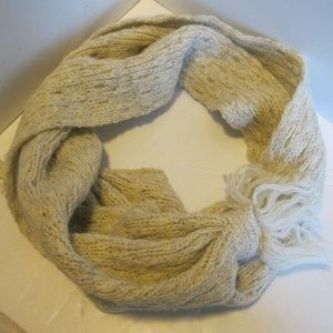 Accessories - British Heritage Brands Jacob Wool Scarf - Tan